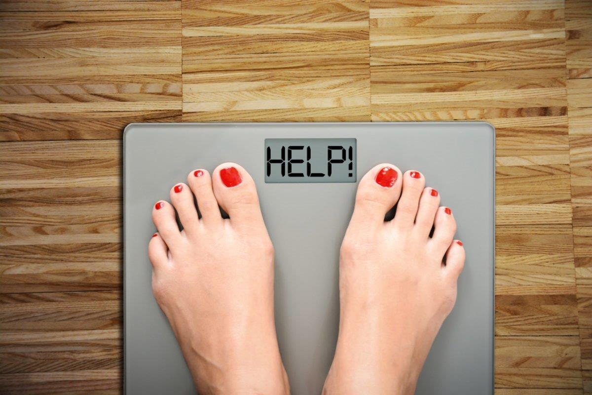 Jak przebiega dieta odchudzająca? Etapy odchudzania [INFOGRAFIKA DIETETYKA]