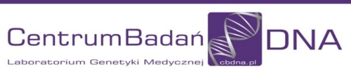 Centrum Badań DNA logo