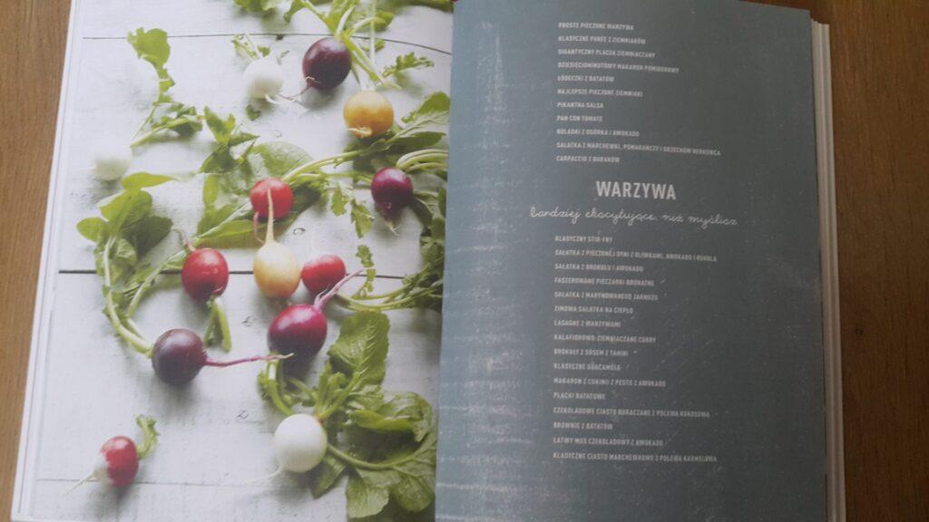"""""""Smakowita Ella"""" Ella Woodward, recenzja dietetyka, zawartość książki"""