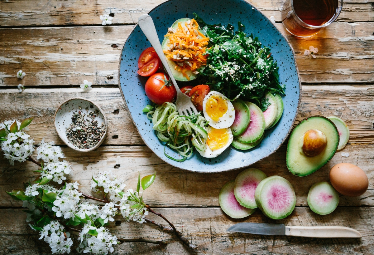 Dietetyczna kolacja