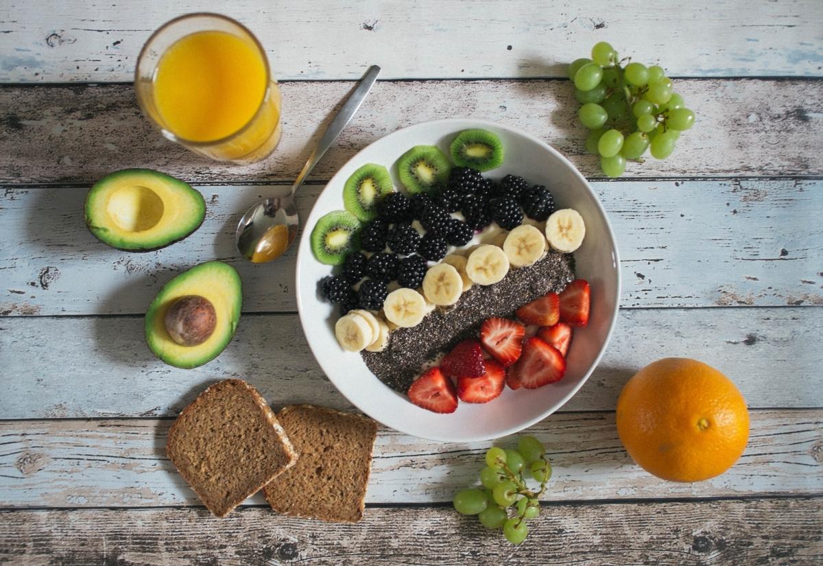 Posiłek diety FODMAP - rozszerzanie jadłospisu.