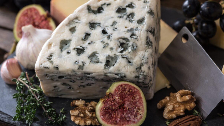 Ser pleśniowy - bogate źródło histaminy