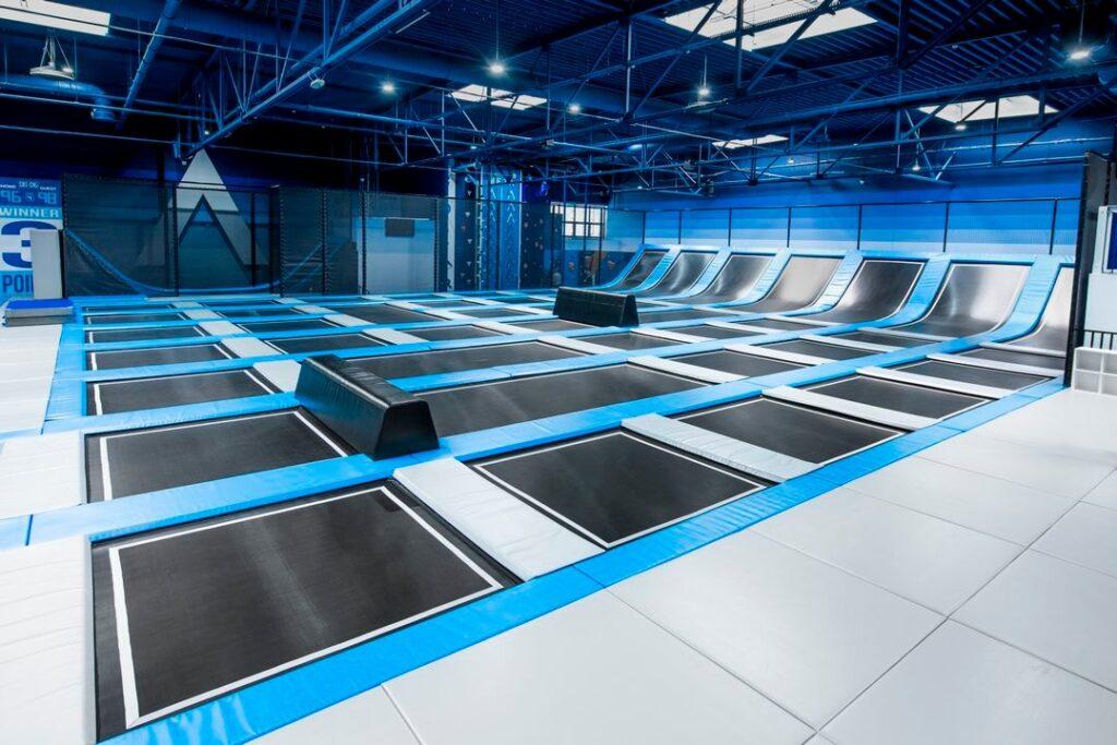 Airo park trampolin
