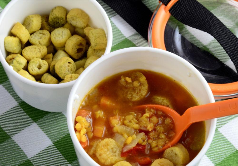 Zupa z soczewicy krem