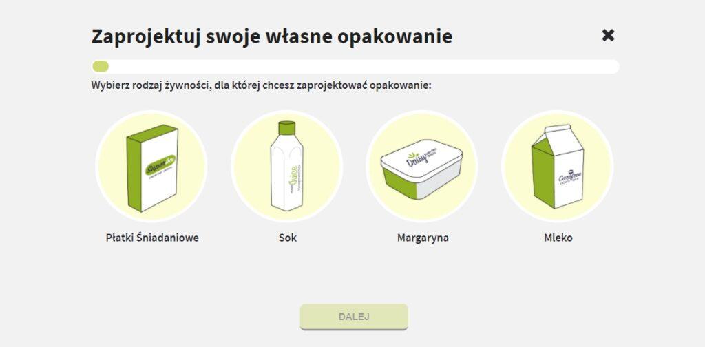 Projektowanie opakowań - health claims unpacked