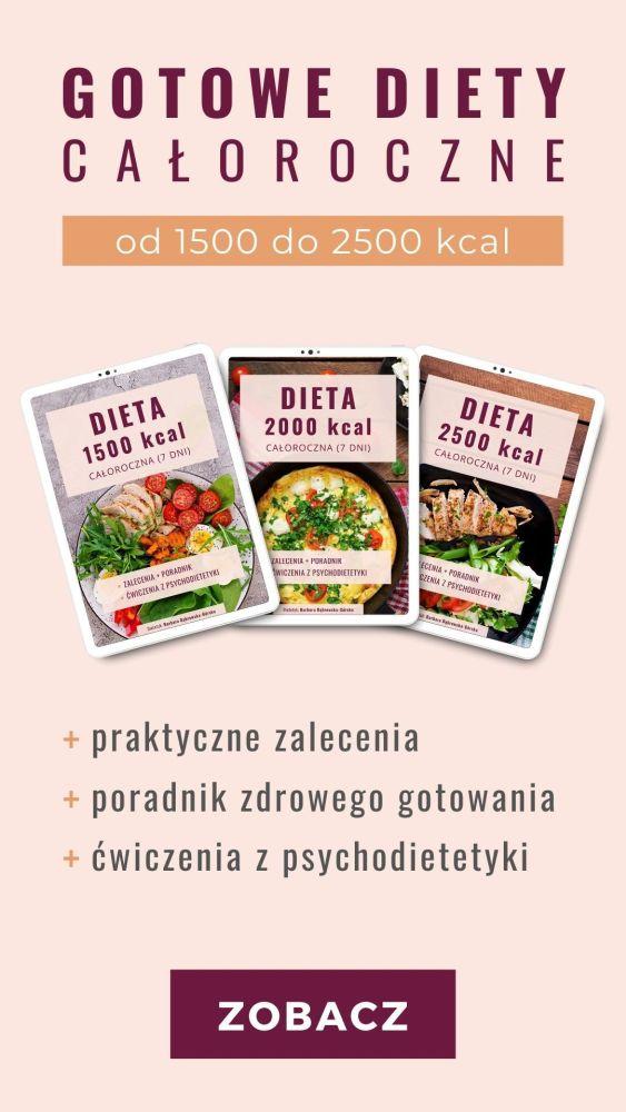 Dieta odchudzająca całoroczna I edycja - banner 4