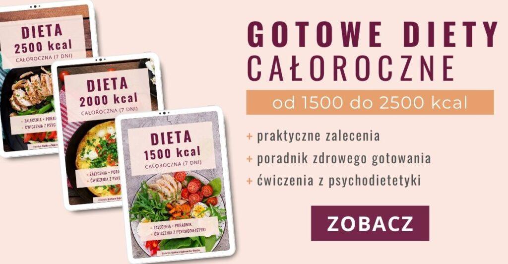 Dieta odchudzająca całoroczna I edycja - banner 1