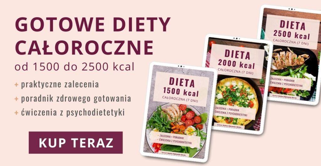 Dieta odchudzająca całoroczna I edycja - banner 2