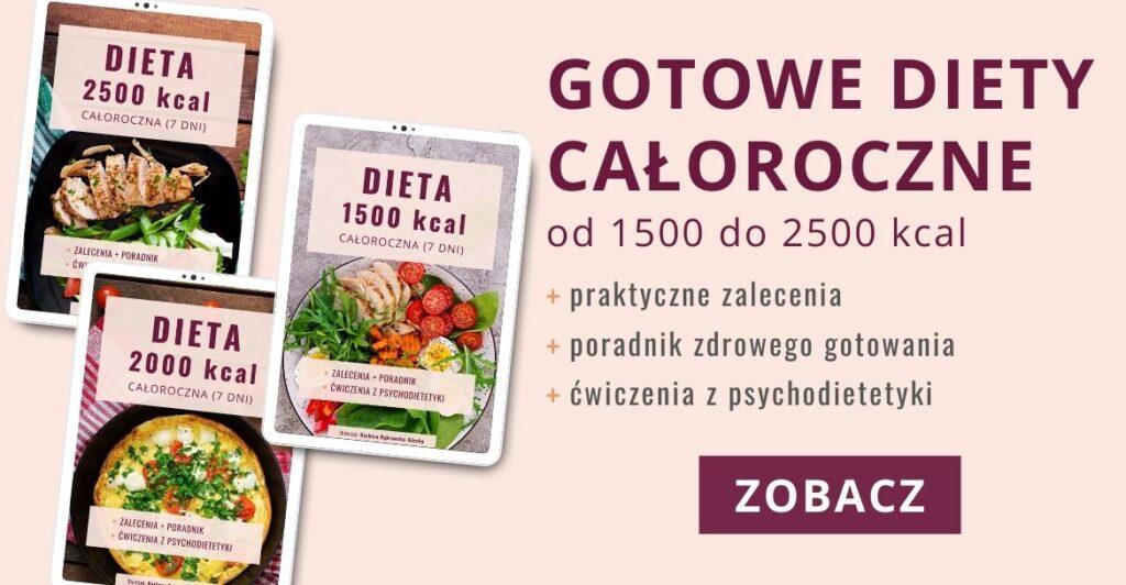 Dieta odchudzająca całoroczna I edycja - banner 3
