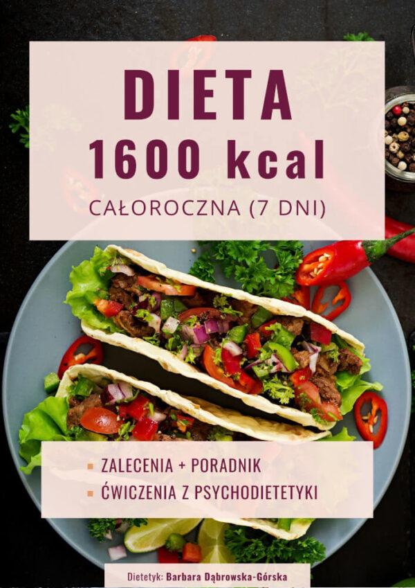 dieta 1600 kcal pdf
