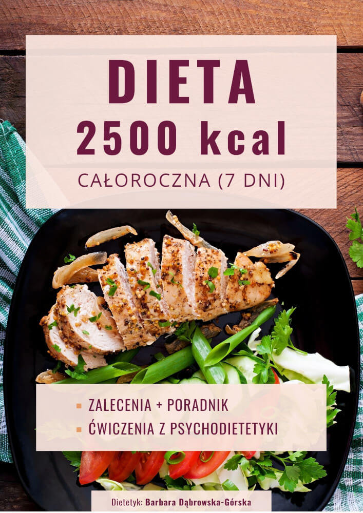 dieta 2500 kcal pdf