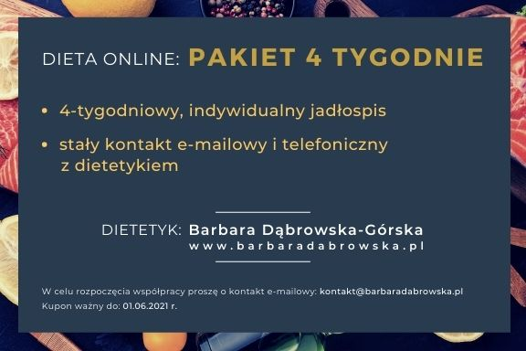 Dieta online- kupon prezentowy - wersja 3.2