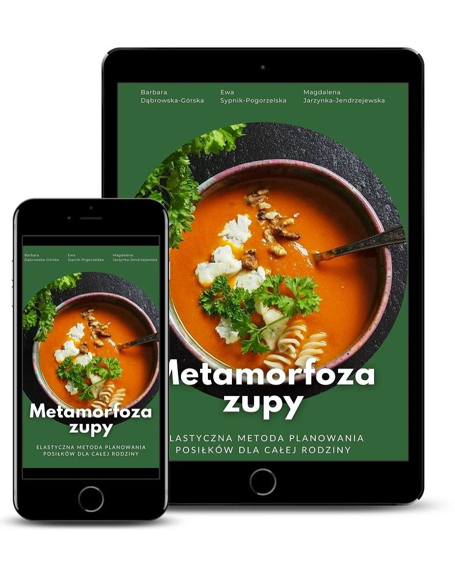 Metamorfoza zupy tablet i komórka