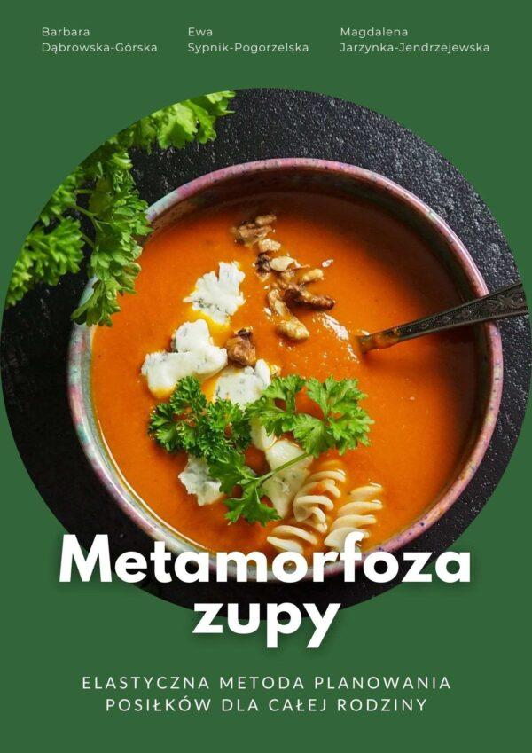 Metamorfoza zupy okładka