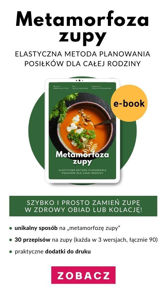 Metamorfoza zupy banner pionowy
