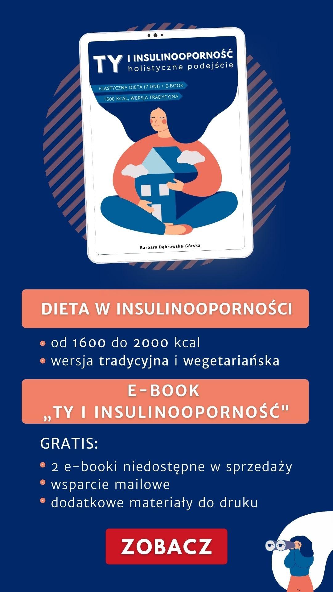 Insulinooporność ebook Banner 3 - PION na www